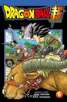 Dragon Ball Super 6 - Toyotarou  [Taschenbuch]