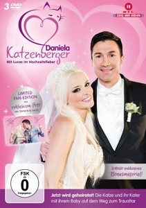 Daniela Katzenberger - Mit Lucas im Babyglück [Limited Edition, 3 Discs]