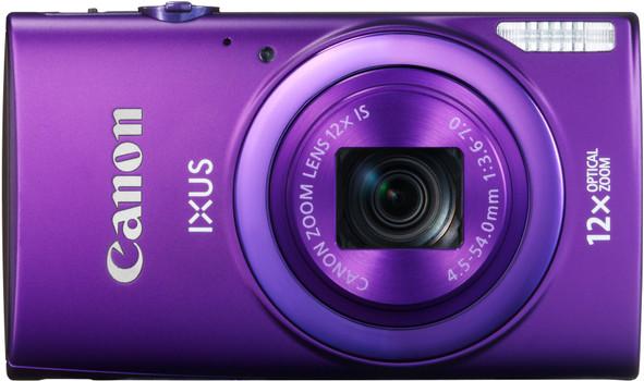 Canon IXUS 265 HS lila