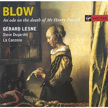 G. Lesne - Ode On Death Of Henry Purcell (Werke von Blow und Purcell)