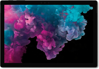 "Microsoft Surface Pro 6 12,3"" 1,9 GHz Intel Core i7 256GB SSD [wifi] zwart"