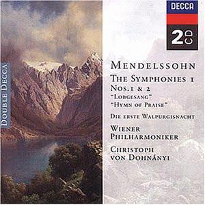 Christoph Von Dohnanyi - Orchesterwerke