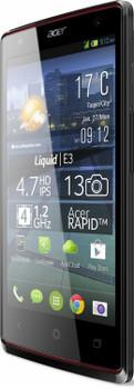 Acer Liquid E3 Plus 16GB nero