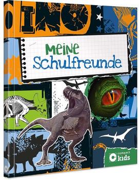 Meine Schulfreunde. Dinosaurier - Cornelia Giebichenstein  [Gebundene Ausgabe]