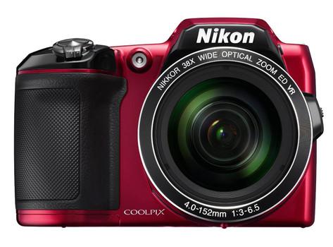 Nikon COOLPIX L840 rojo