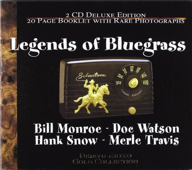 Various - Bluegrass:the Gold Collection