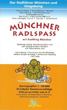 Münchner Radlspass mit RadlRing München und 30 km