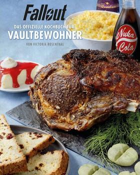 Fallout: Das offizielle Kochbuch - Victoria Rosenthal  [Gebundene Ausgabe]