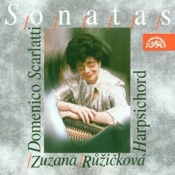 Zuzana Ruzickova - Cembalosonaten