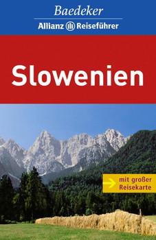 Baedeker Allianz Reiseführer Slowenien - Dieter Schulze