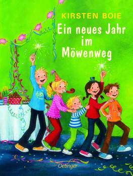 Ein neues Jahr im Möwenweg - Kirsten Boie