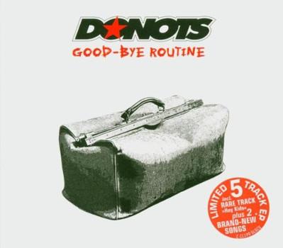 Donots - Good-Bye Routine/Ltd.ed.Digi