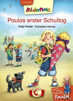 Bildermaus – Meine beste Freundin Paula: Paulas erster Schultag - Katja Reider  [Gebundene Ausgabe]