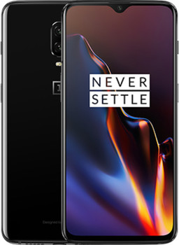 OnePlus 6T 128 Go [8Go RAM Version] mirror black