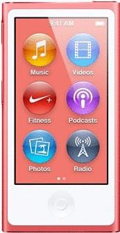 Apple iPod nano 7G 16GB roze
