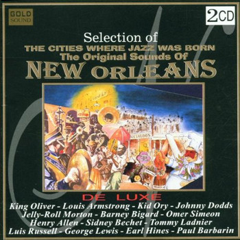Various - Selection of New Orleans