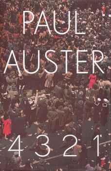 4 3 2 1 - Paul Auster [Hardcover]