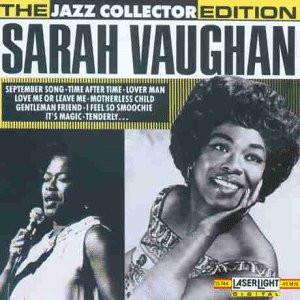 Sarah Vaughan - Sarah Vaughan-September Song/+