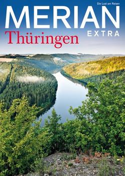 MERIAN EXTRA Thüringen - Schätze der Natur [Taschenbuch]