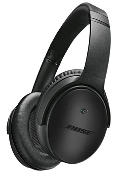 Bose QuietComfort 25 Acoustic Noise Cancelling headphones zwart [voor iOS]