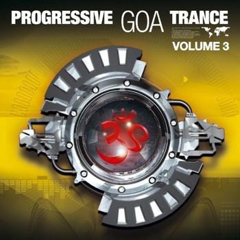 Various - Progressive Goa Trance Vol.3