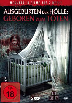 Ausgeburten der Hölle: Geboren zum Töten [2 DVDs]