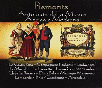 Various - Piemonte:Antologia Della Music