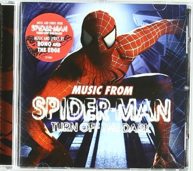 the Original Cast - Spider-Man Turn Off the Dark