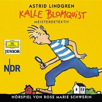 Kalle Blomquist, der Meisterdetektiv. 2 CDs.
