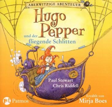 Hugo Pepper und der Fliegende Schlitten