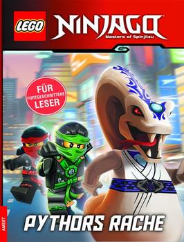 LEGO® NINJAGO®: Pythors Rache - Meredith Rusu [Gebundene Ausgabe]