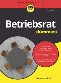 Betriebsrat für Dummies - Margarete Graf  [Taschenbuch]