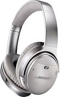Bose QuietComfort 35 blutooth argento