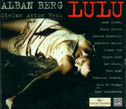 Berg: Lulu (Gesamtaufnahme) (Fragmentarische Originalversion) (Live Teatro Massimo Palermo Januar 2001)