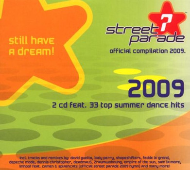 Various - Street Parade 2009 - The Official Compilation