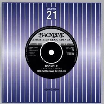 Various - Rockfile Vol.21