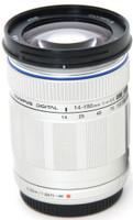 Olympus 14-150 mm F4.0-5.6 ED 58 mm Objetivo (Montura Micro Four Thirds) plata