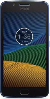 Lenovo Moto G5 Doble SIM 16GB azul zafiro
