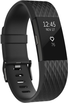 Fitbit Charge 2 Large gunmetal