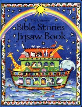 Usborne Bible Stories Jigsaw Book (Usborne Jigsaw Books) - Amery, Heather