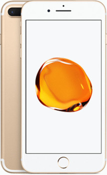 Apple iPhone 7 Plus 256GB goud