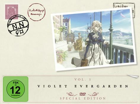 Violet Evergarden - Vol. 1 [Special Edition]