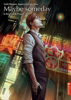 Maybe someday Light Novel - TogaQ  [Taschenbuch]