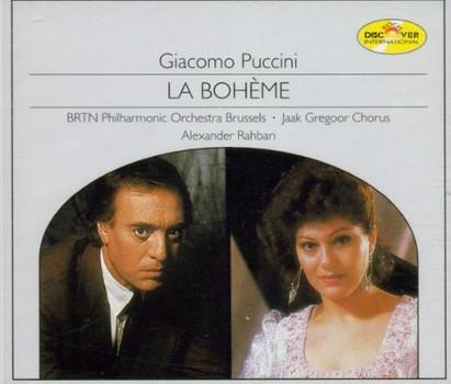 Brtop & Chor - Puccini: La Bohème (Gesamtaufnahme)