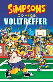 Simpsons Comics. Bd. 27: Game on - Bill Morrison  [Taschenbuch]