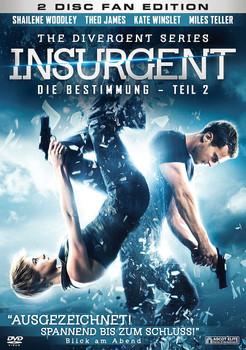 Die Bestimmung - Insurgent [2 DVDs, Fan Edition, CH Import]