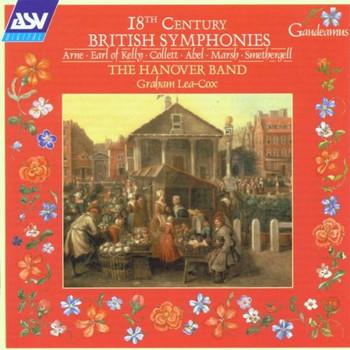 Graham Lea-Cox - 18th Century British Symphonies