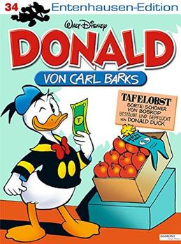 Entenhausen-Edition: Band 34 - Donald - Carl Barks [Broschiert]