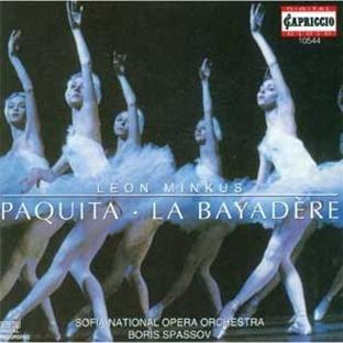 Boris Spassov - Paquita/la Bajadere