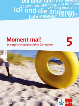 Moment mal! / Schülerbuch 5. Klasse. Ausgabe Bayern 2017 [Taschenbuch]